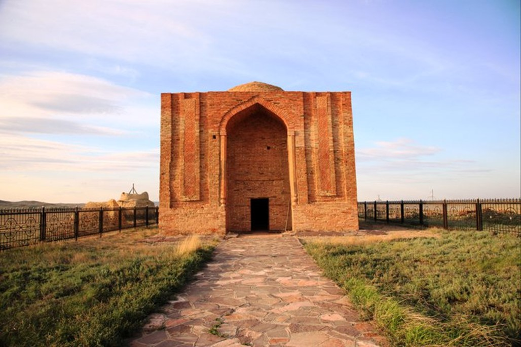 Mausoleums of Jochi Khan, Alasha Khan, and Dombauyl
