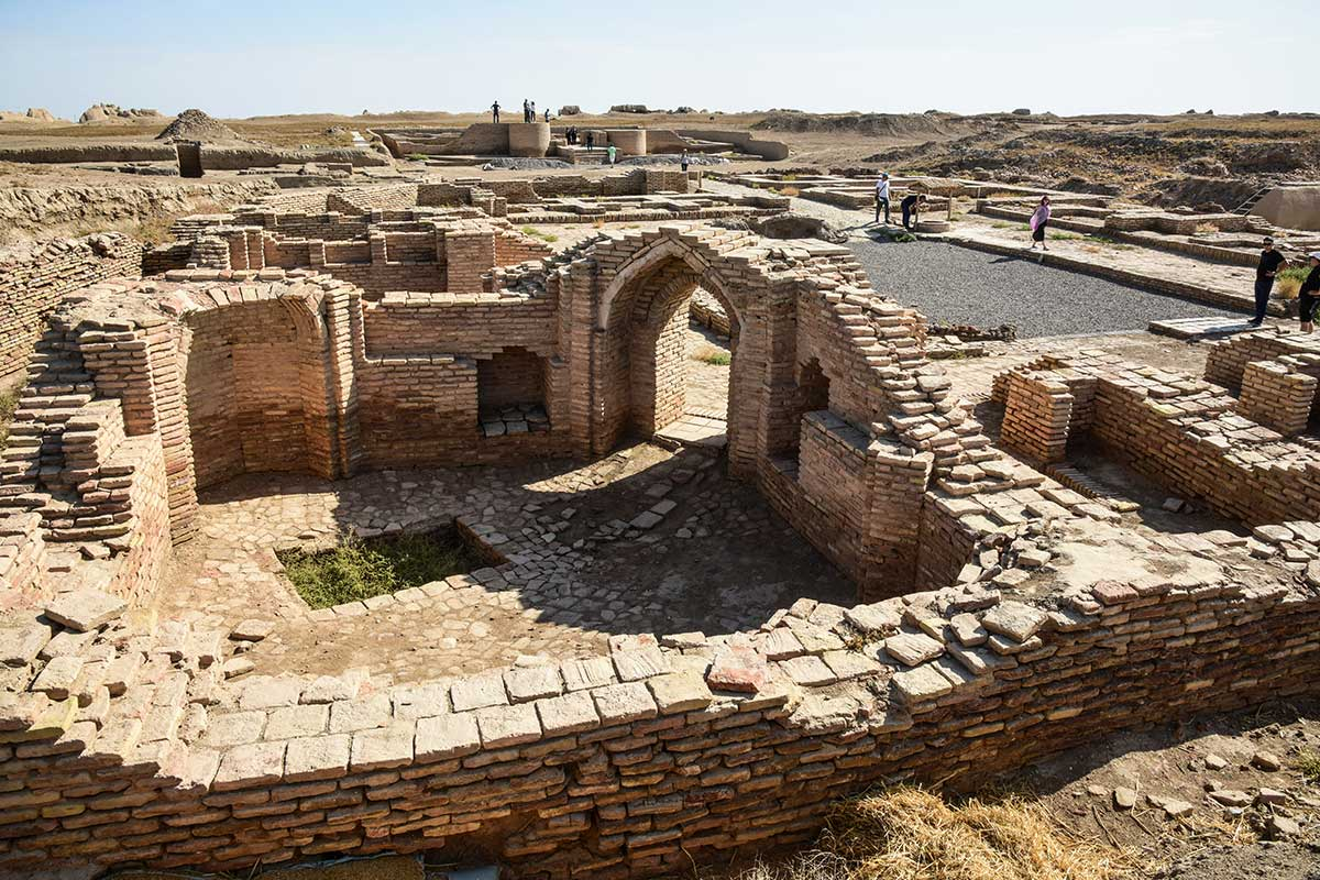 Ancient City of Sauran