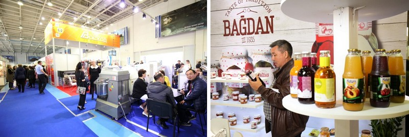 "Kazakhstan International Exhibition ""Interfood Astana"""
