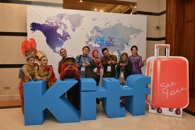 "Exhibition KITF - ""Tourism and Travel"""