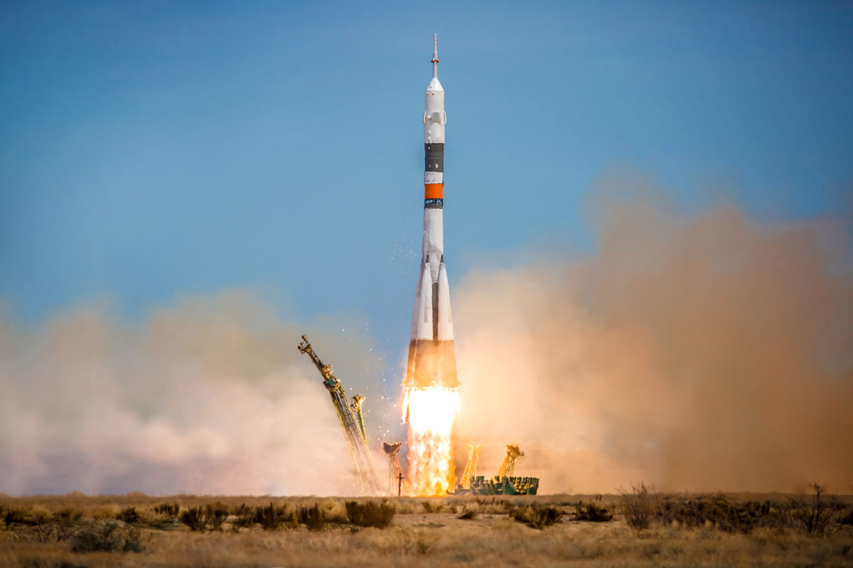 Connect with Space: Journey to Baikonur