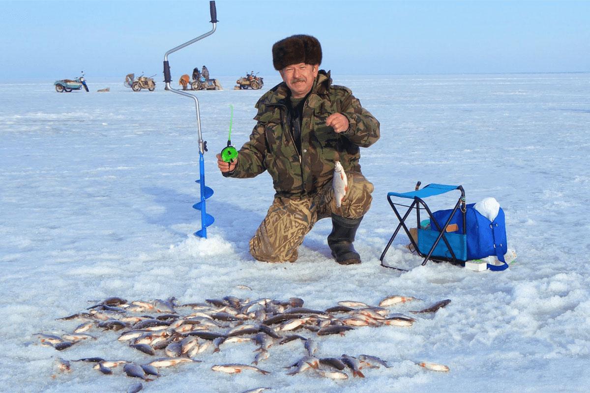 Международный чемпионат подлёдного лова рыбы