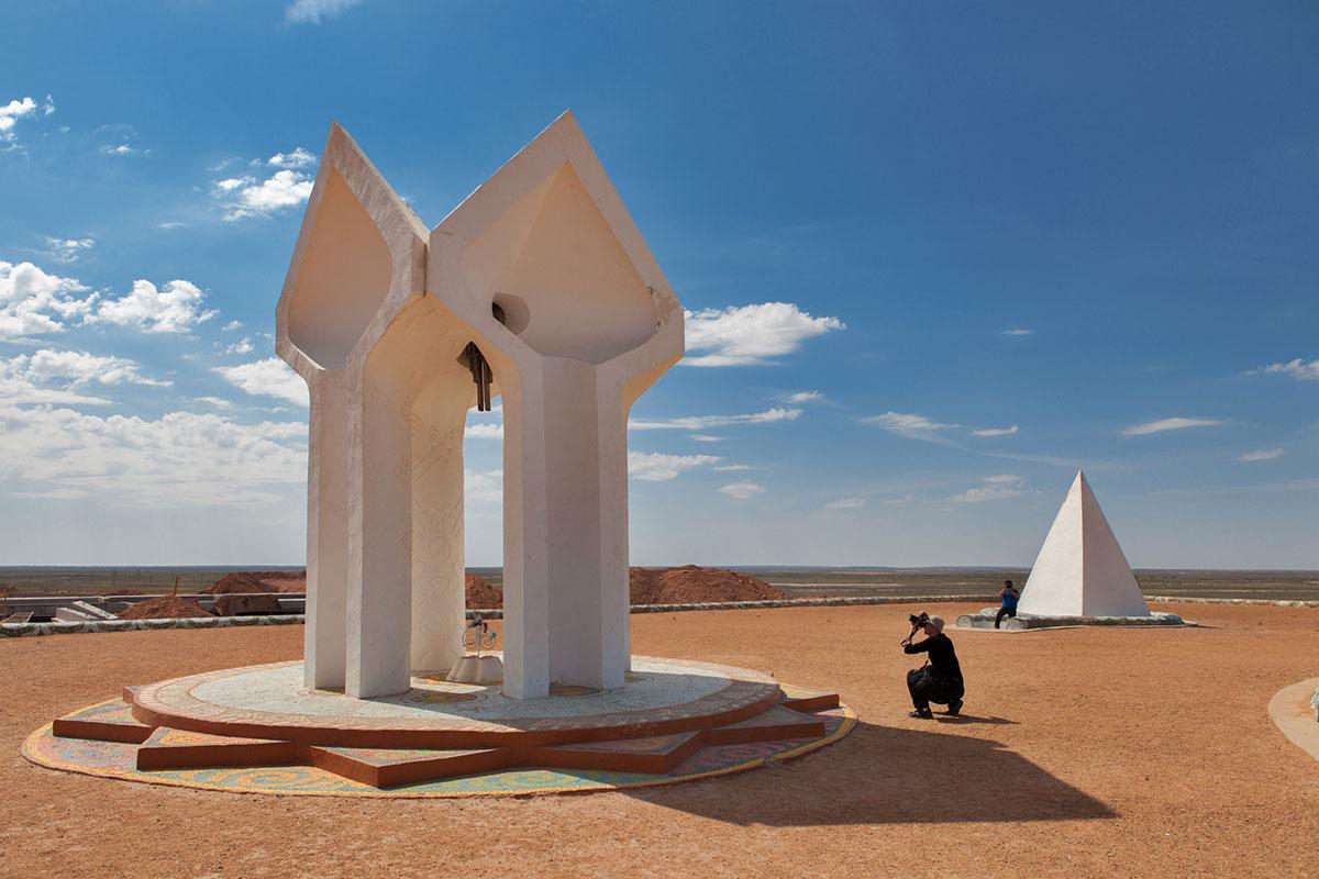 "Memorial complex ""Korkyt-Ata"""