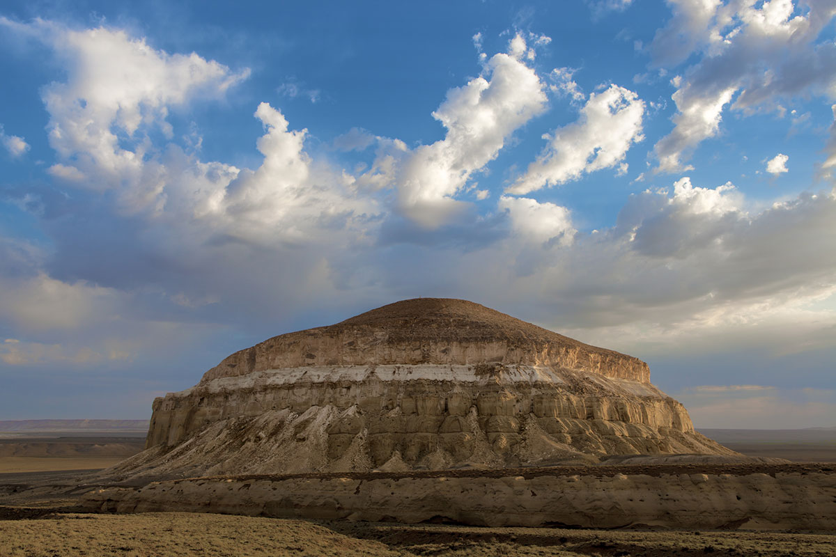 Mount Sherkala