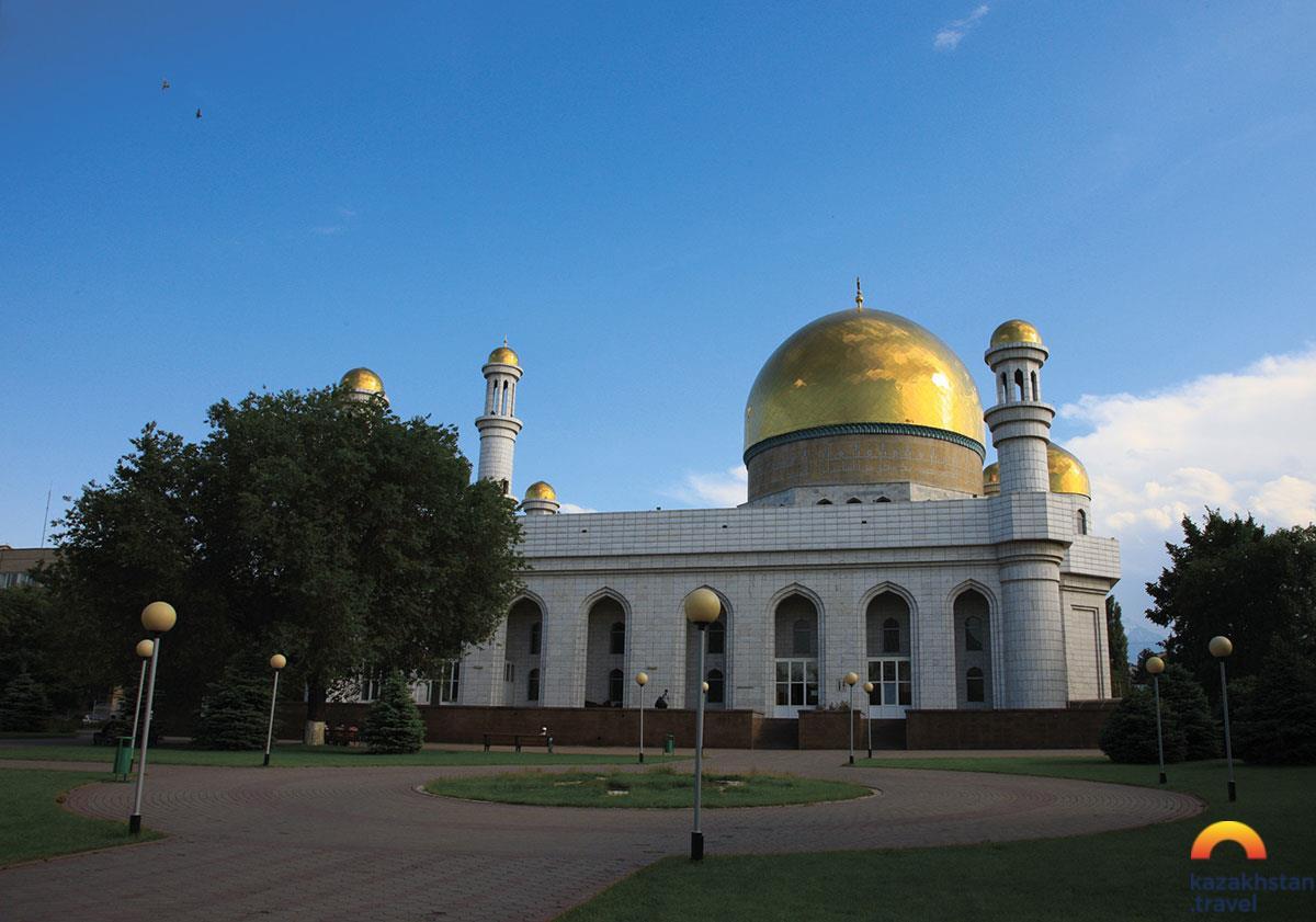 Алматинская Центральная Городская Мечеть
