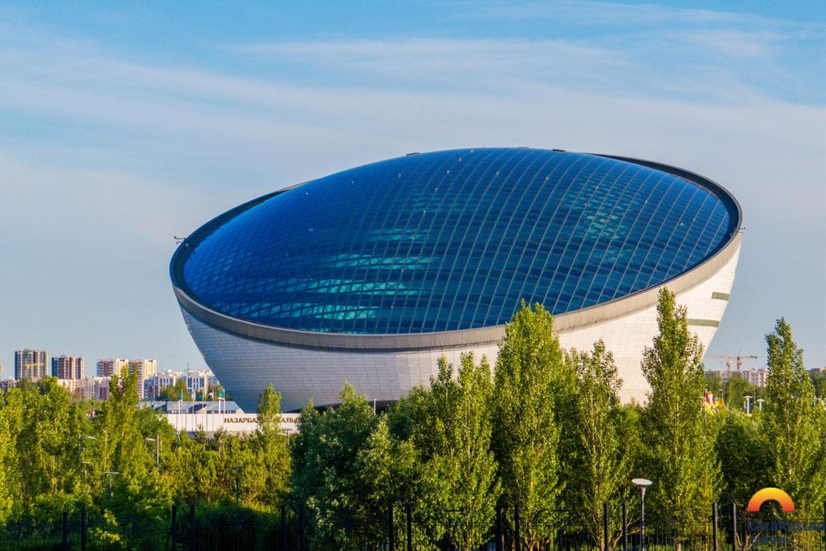 纳扎尔巴耶夫中心