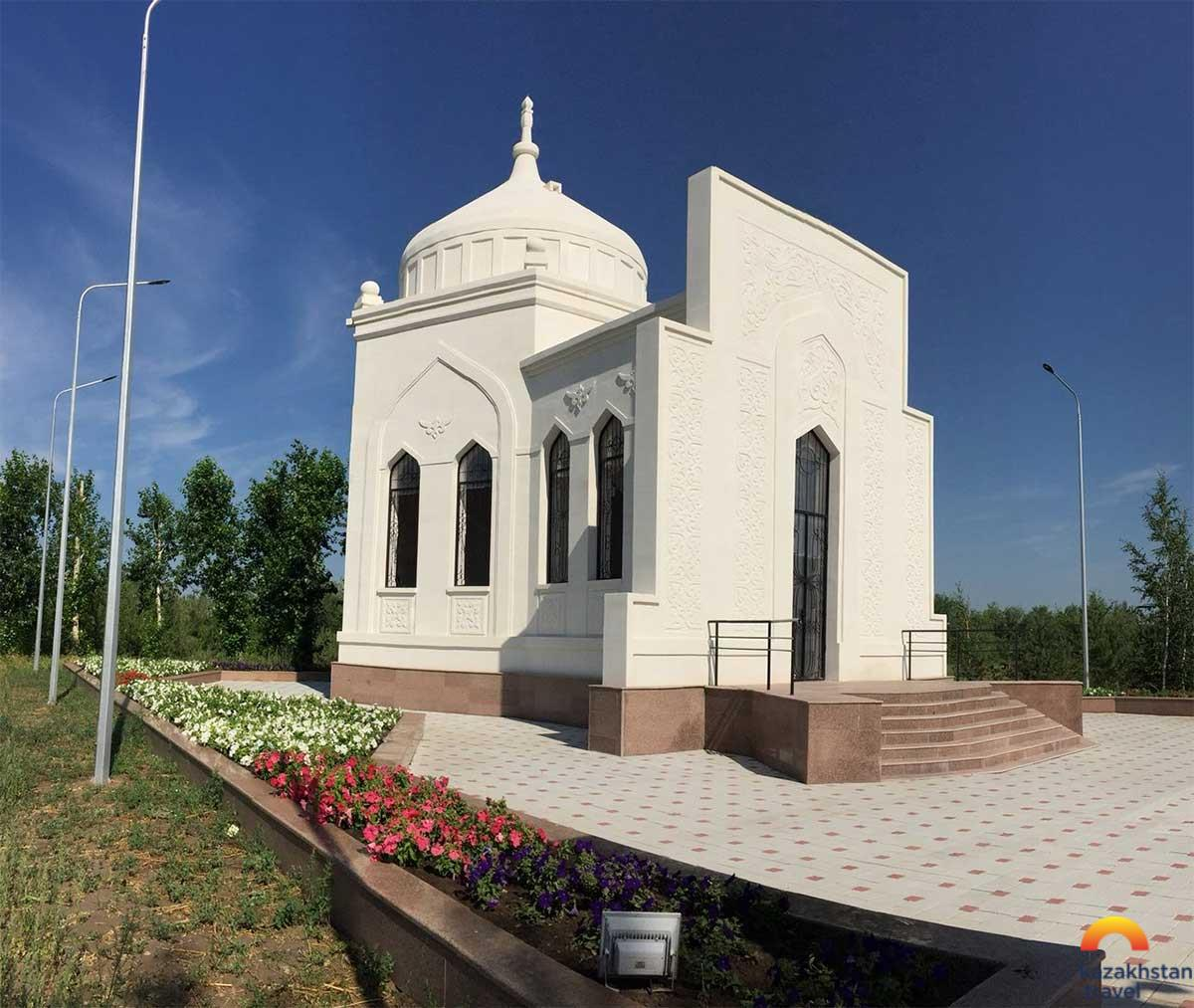 Mausoleum of Ybyrai Altynsarin