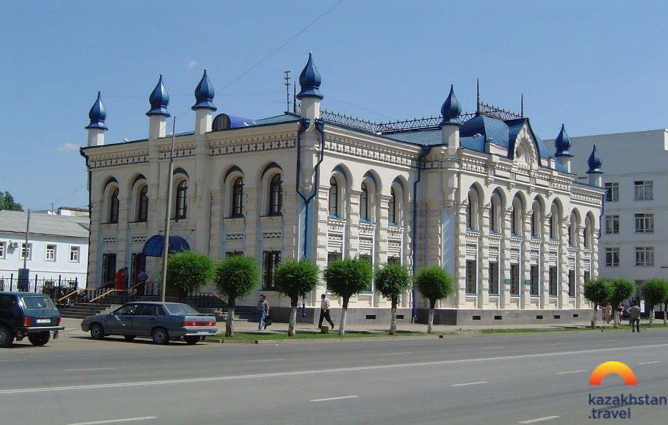 West Kazakhstan Museum of Local History