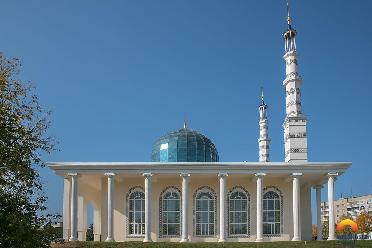 West Kazakhstan Regional Mosque