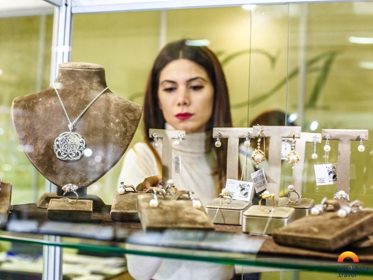 «Aru Astana 2019» International Jewellery Fair
