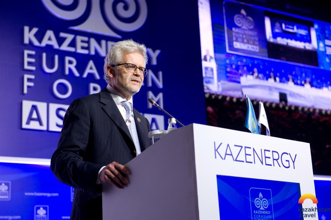 "XII Евразийский форум ""Kazenergy"""