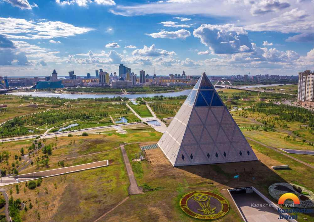 Three pillar cities in Kazakhstan to start your journey with: Nur-Sultan, Almaty and Shymkent