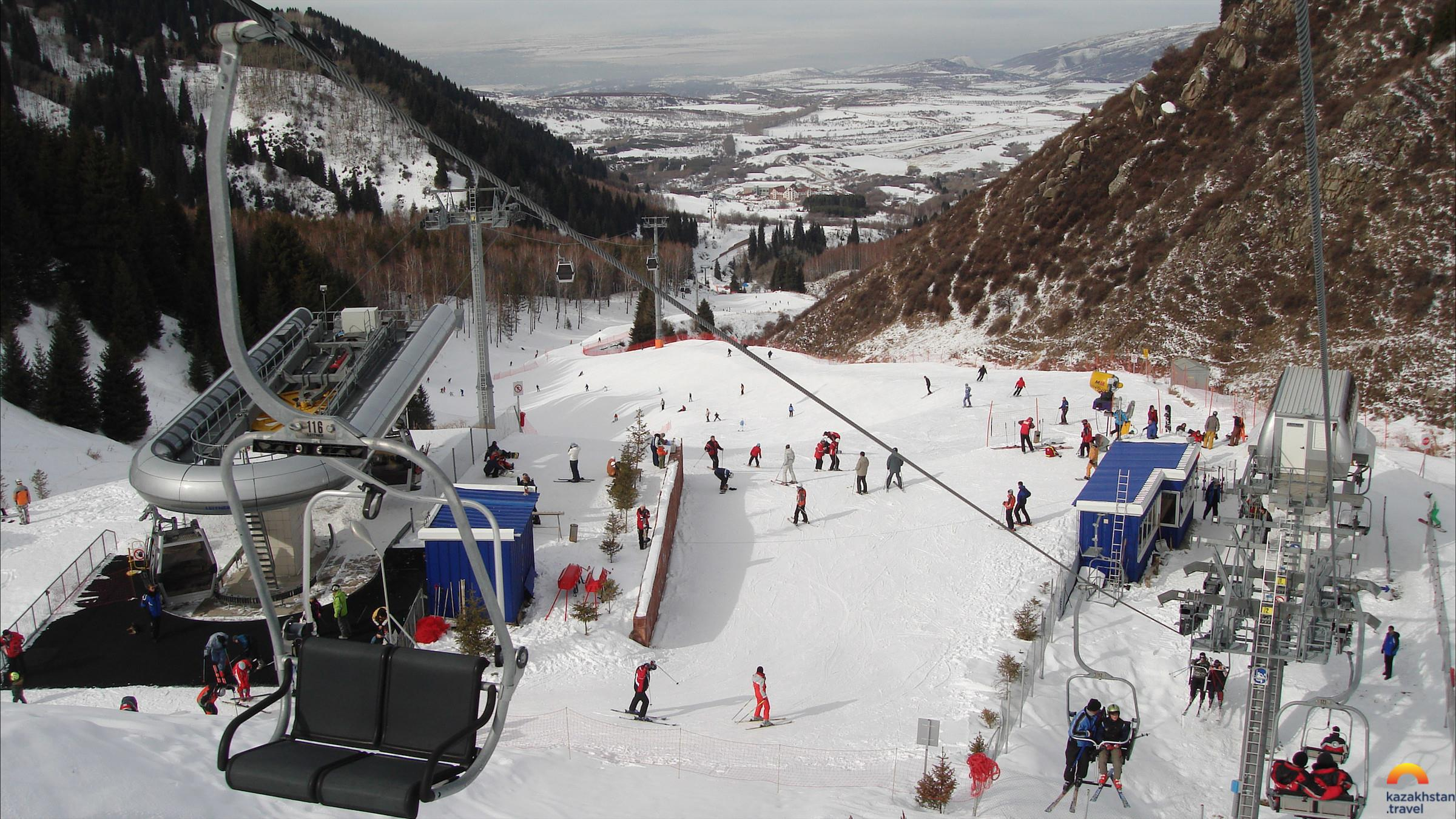 Tabagan Ski Resort