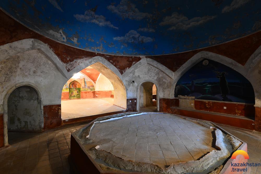 Kali Yunus Bathhouse