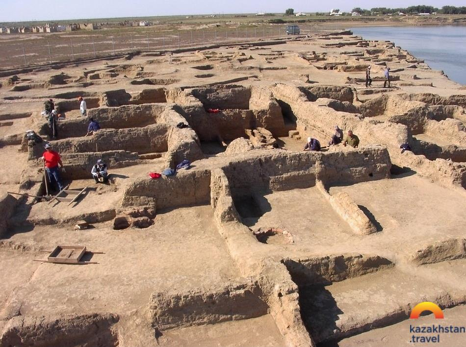 Ancient Settlement of Saraishyk