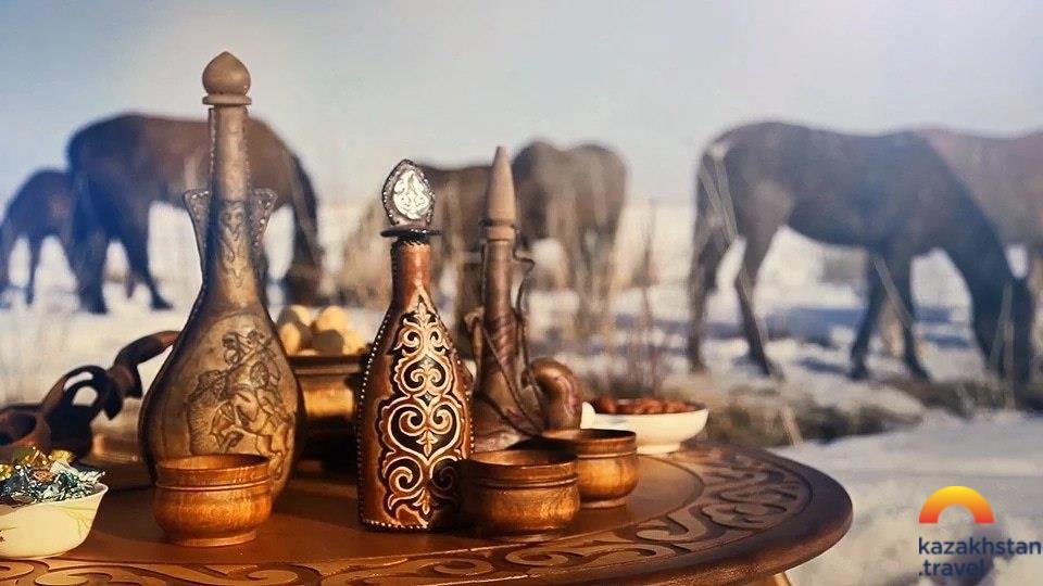 Универсальные напитки кочевников: кумыс, кымыран, шубат, айран