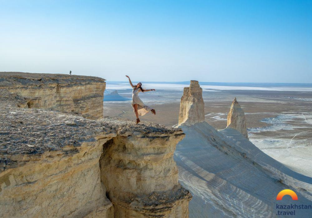 Kazakhstan: Landscapes from a different Planet