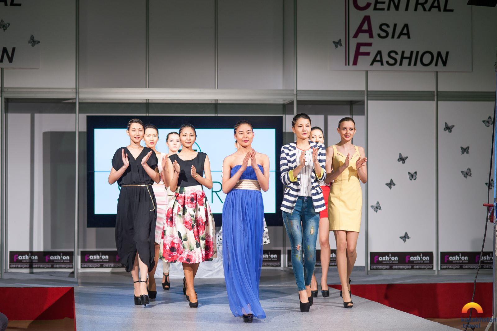 Международная выставка моды Central Asia Fashion Autumn 2020