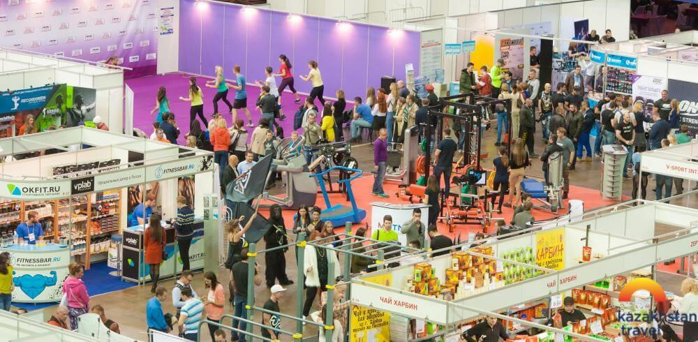 Healthy Lifestyle Almaty 2020 - International Exhibition of Organic Products and Healthy Lifestyle
