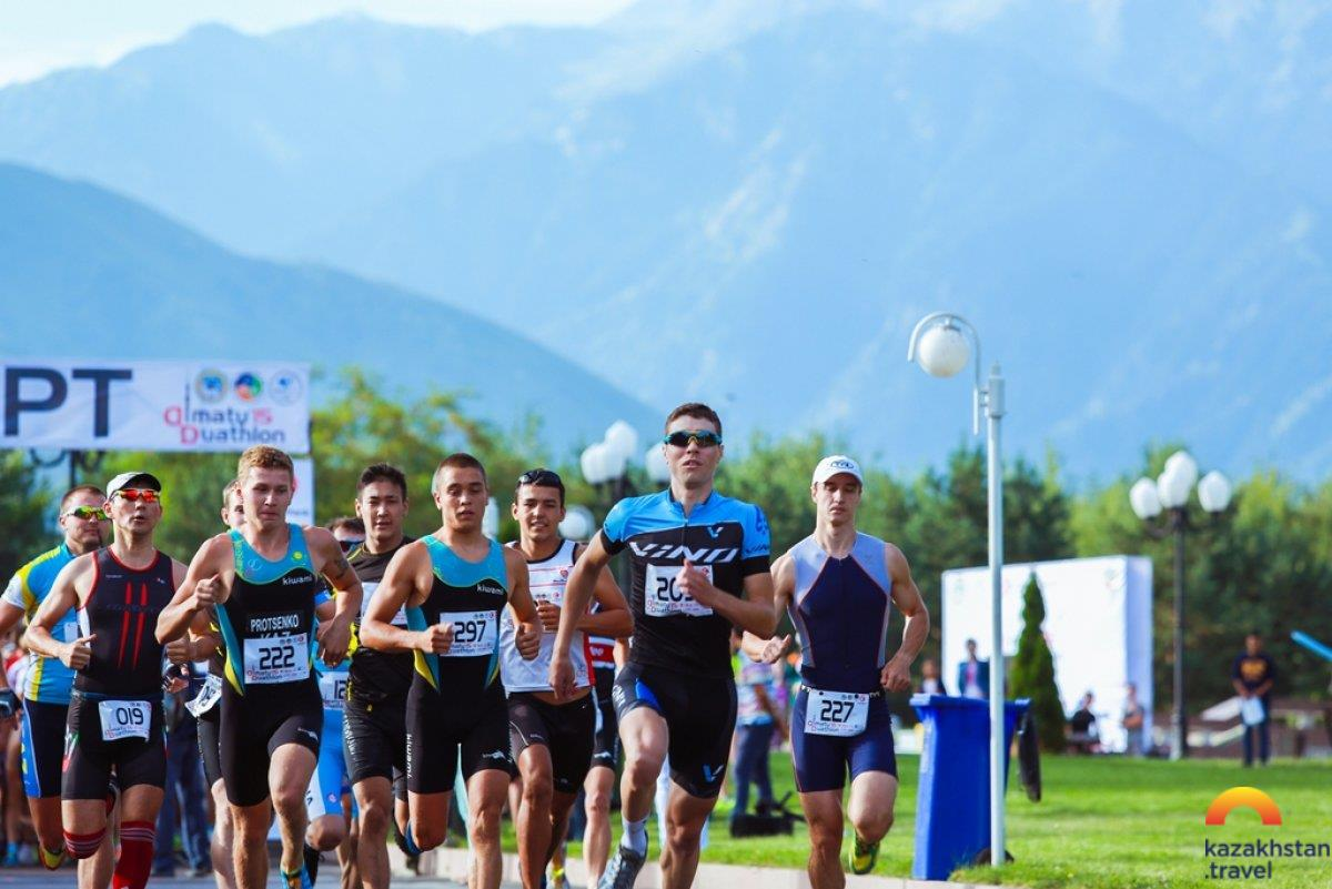 Kazakhstan Triathlon Cup