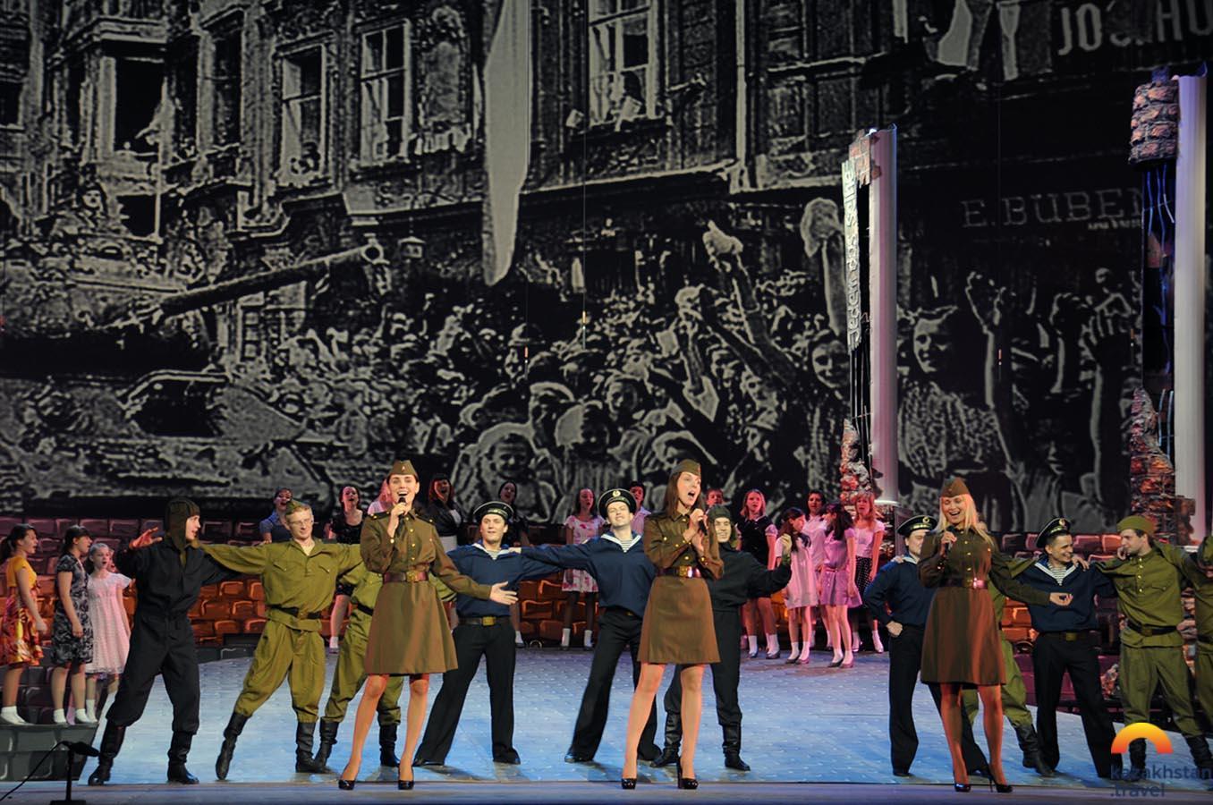 Фестиваль театров СНГ, посвященный 75-летию Победы ВОВ