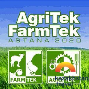 Agritek/Farmtek Astana 2020 (UFI approved event)
