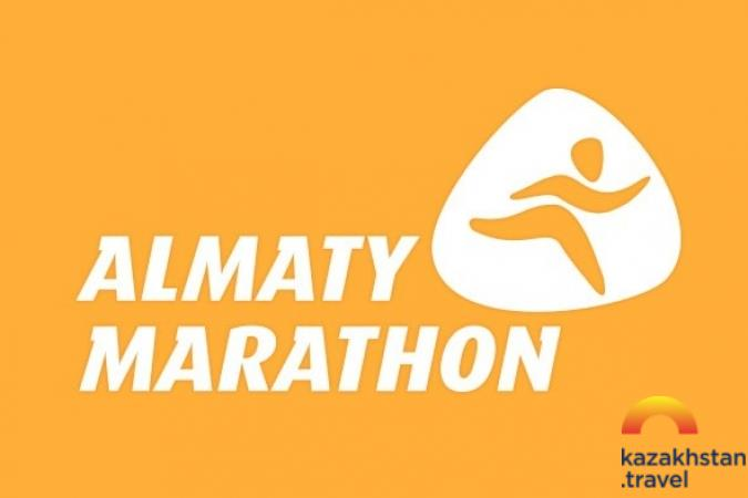 "The largest running event in Central Asia ""Almaty Marathon"""