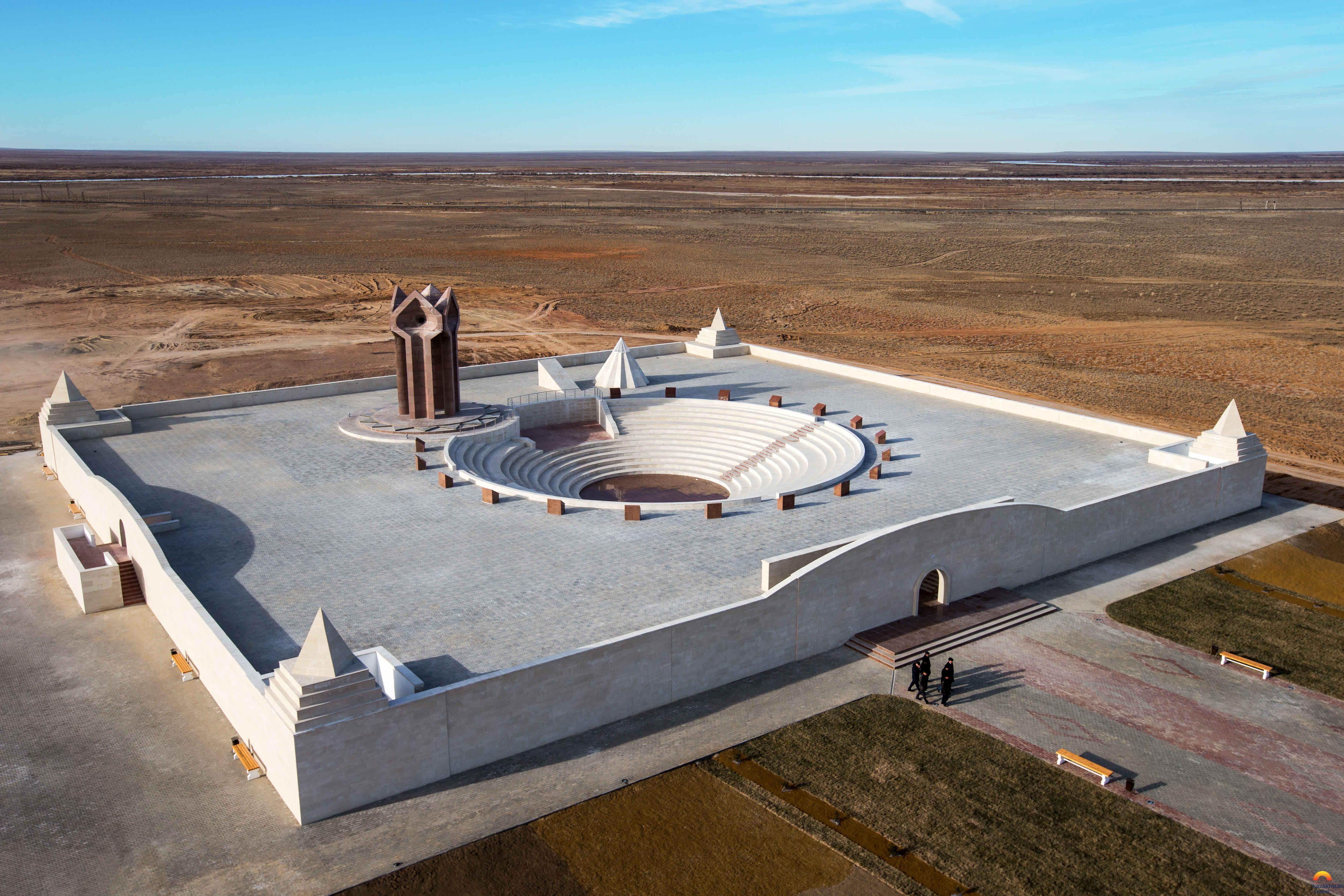 Korkyt Ata Memorial